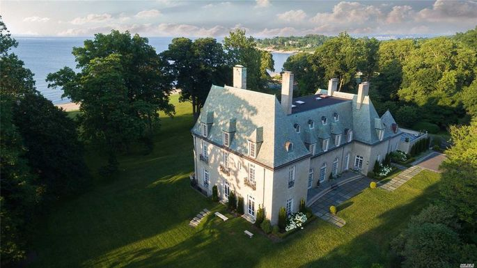 """The 1920s Long Island home that inspired """"The Great Gatsby"""""""