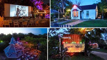 Best Kept Secret in Austin: This Amazing $3.5M Creative Retreat