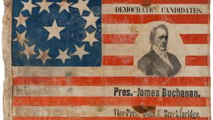 Old Glories: A Salute to Antique U.S. Flags, and Where to Find One