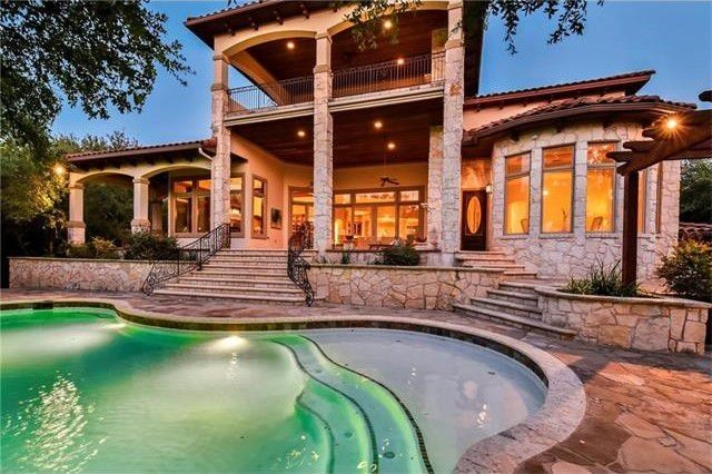 Kellen Winslow Ii Selling His Awesome Home In Austin Tx