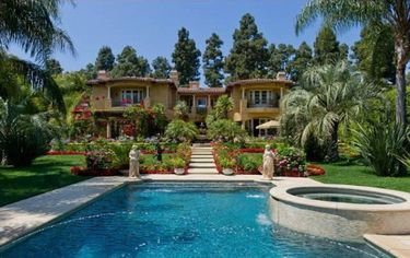 Dr. Phil's Beverly Hills Villa: UPDATE