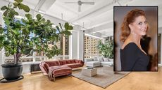 Susan Sarandon Lists Dramatic Duplex Loft in NYC for $7.9M