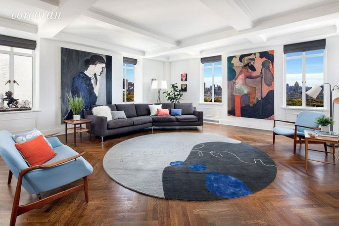 Diane Keatons Former Apartment In Nyc Is Listed For 175m