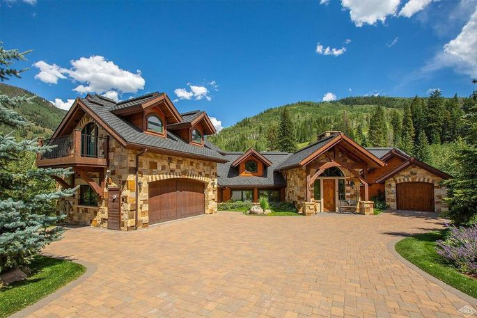 Lindsey Vonn's Vail, CO, home