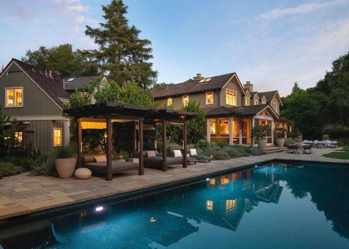 Nick Woodman's Woodside home