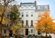 Restored Georgian Row House in Washington, DC