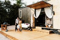 As Tiny Homes Spread Across the Nation, They're Getting Bigger—and Pricier