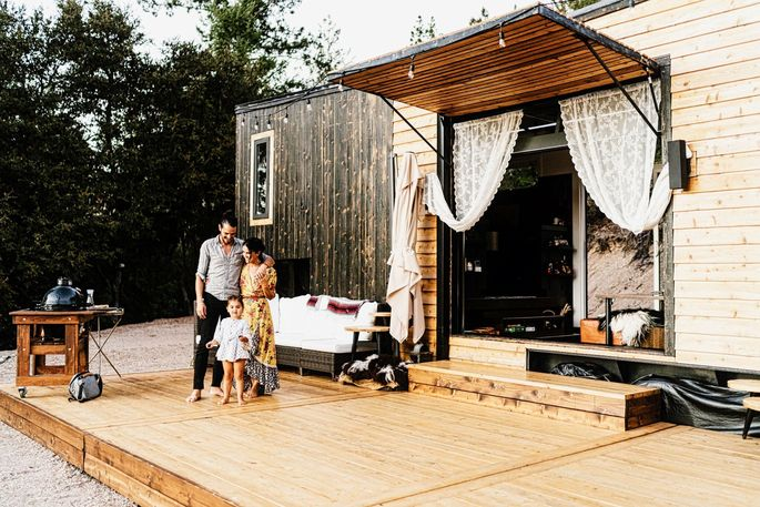 Pleasant Todays Tiny Homes Arent So Tinyor Affordableanymore Home Interior And Landscaping Elinuenasavecom