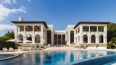 $39.5M Coral Gables Mansion With Private Beach Is Most Expensive New Listing