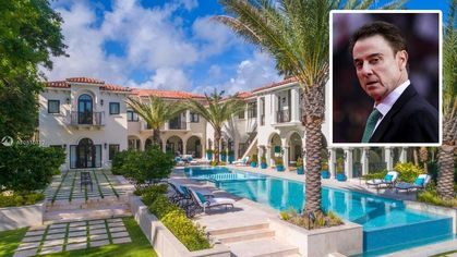 Why Hasn't Rick Pitino Sold His Florida Mansion? 3 Points To Ponder