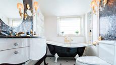 Bathroom Decorating Ideas That Add Pizazz to Your Powder Room