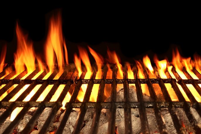 It's time to get all up in your grill's grill.