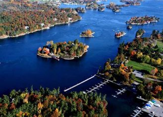 Homes Of The Thousand Islands