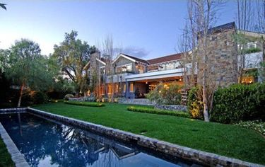Movie Exec Roger Birnbaum's Beverly Hills Farmhouse For Sale At $15.75 Million