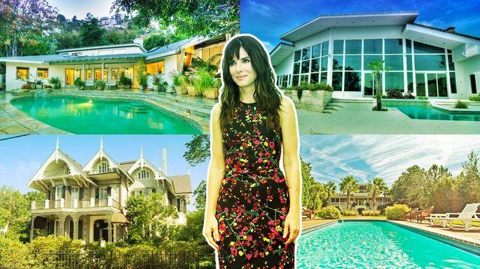While You Were Sleeping, Sandra Bullock Built Real Estate