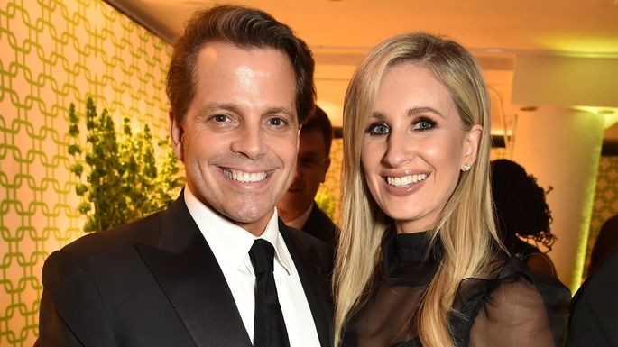 Anthony-Scaramucci-and-Deidre-Ball