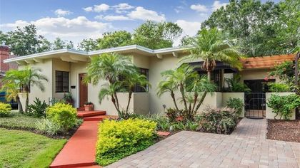 Concrete House of a 'Lifetime' Has No Problem Attracting a Buyer in Tampa
