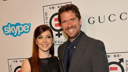 Alyson Hannigan and Alexis Denisof Make a Pricey Purchase in Encino