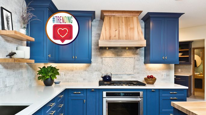 We Re Spellbound By These 5 Cozy Kitchen Design Ideas From Instagram Realtor Com