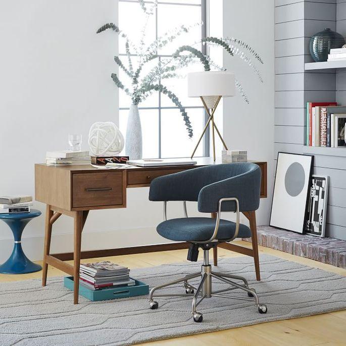 Acorn desk from West Elm