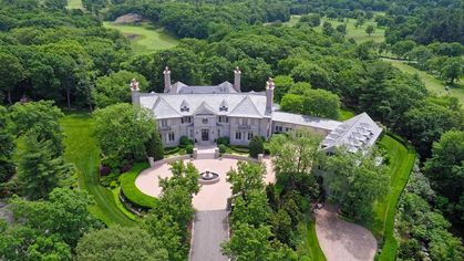 Once Offered for $90M, This Massive Massachusetts Mansion Is Now $38M