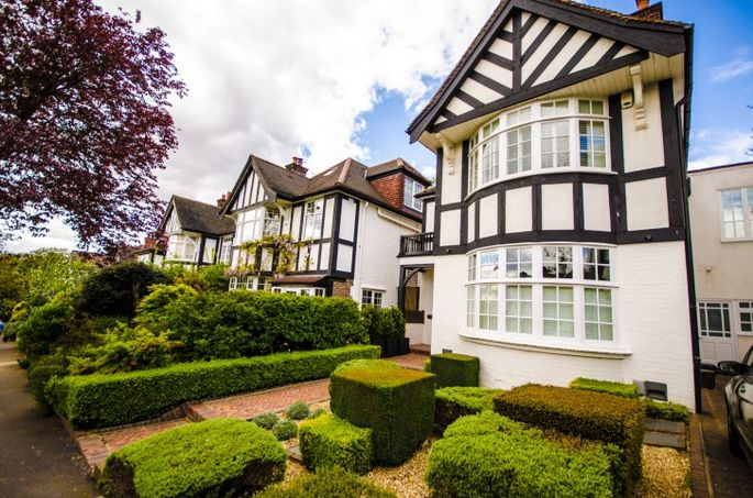 831 Tweed Avenue Is A Stunning Tudor Style Home On The Market In Mount Lookout
