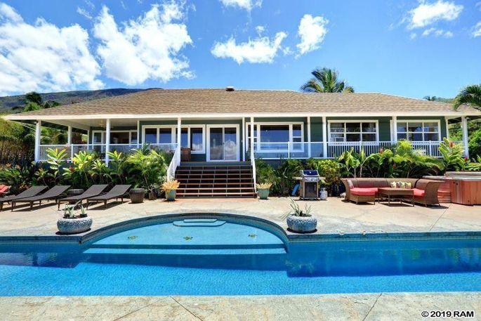 Michael McDonald's Hawaii home