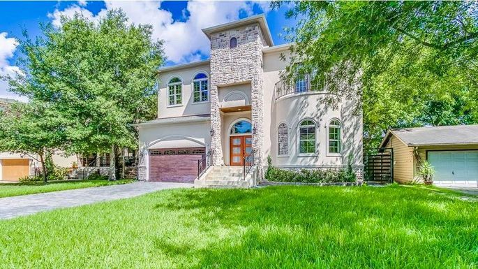 A home for sale for bitcoin in Houston