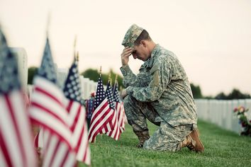 In Honor of Memorial Day, Some (Good) News About Veterans' Housing