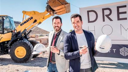 First Look! Property Brothers Selling $5M Dream Home Near Las Vegas