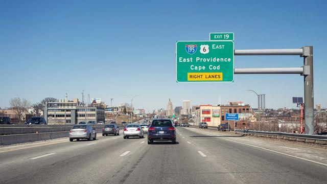 Providence, RI roads