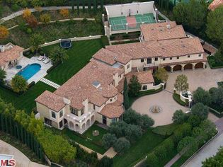 Barry Bonds' Mansion in Beverly Hills Sees Big Price Cut