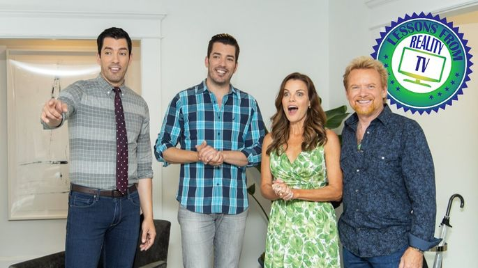 The Property Brothers Reveal One Thing To Remove From A Bathroom Stat