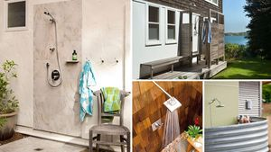 5 Outdoor Shower Ideas for Your Ultimate Backyard Oasis