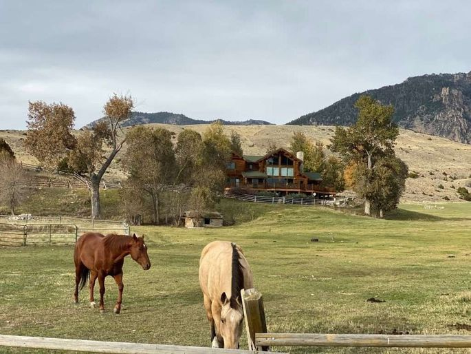 Wild Wild Kanye West 7 More Wyoming Ranches He Could Buy Realtor Com