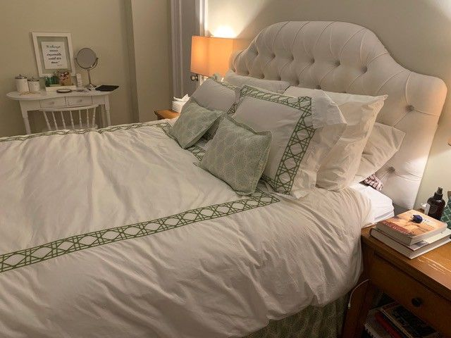 Classic organization personality: You're a creature of habit, and one of those habits is making your bed every day.