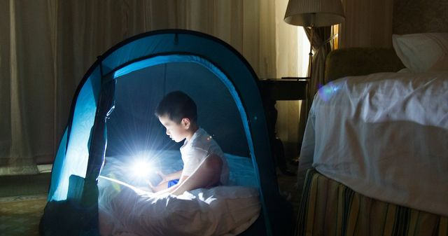 The Fun Way Parents (and Kids) Can Find More Privacy at Home