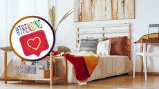 The Week's Hottest Bedroom Looks on Instagram Are a Beautiful Bohemian Dream