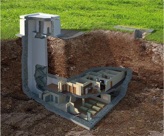 bunker curb