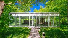 Living in a Glass House Isn't All It's Cracked Up to Be—Here's Proof