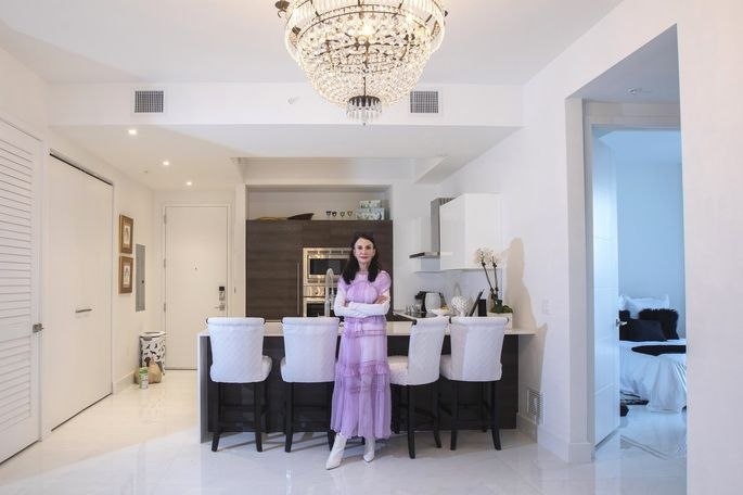 Wanda Bell closed a few months ago on a three-bedroom condo at Merrick Manor, a newly completed condominium in Coral Gables.