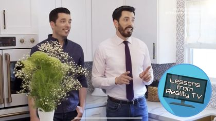 The Property Brothers Reveal That Secret Something That Gives a Home Charm