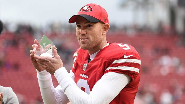 Disgruntled 49ers Kicker Robbie Gould Giving the Boot to Illinois Home