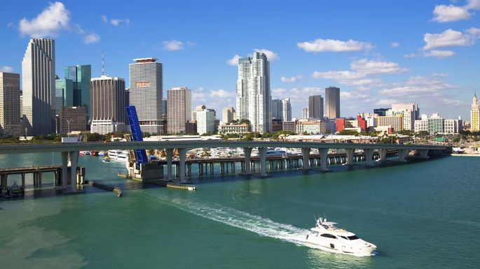 Downtown Miami: Now a true destination stop