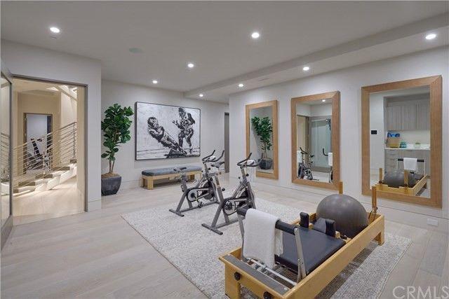 Spa/fitness center