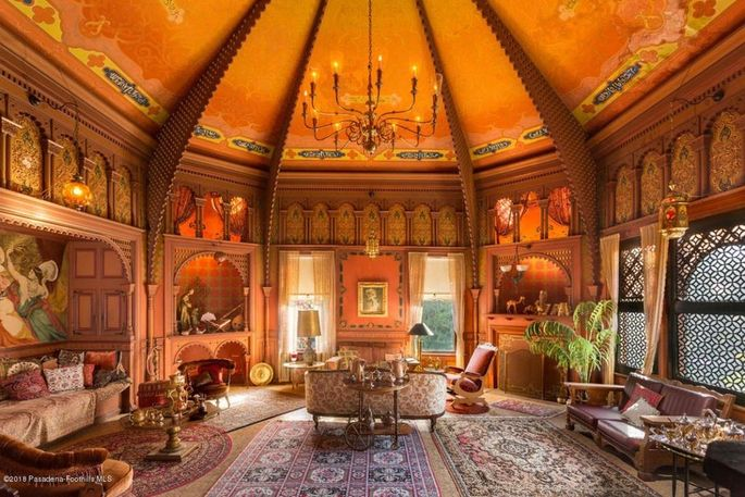The Turkish room