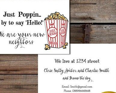 printable neighbor tag for popcorn