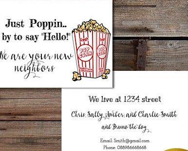 printable neighbor tag for popcorn