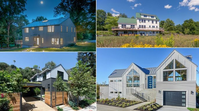 ravishing garden homes austin tx. Rustic Yet Ravishing  6 Must See Modern Farmhouses realtor com