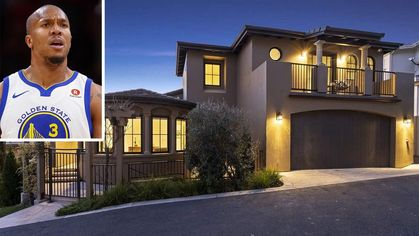 NBA Champ David West Selling Opulent Oakland Home in the Hills